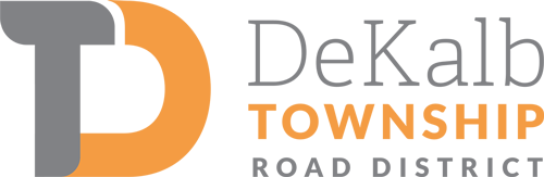 DeKalb Township Road District logo